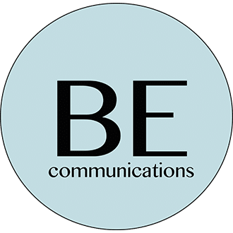 BE Communications Logo klein