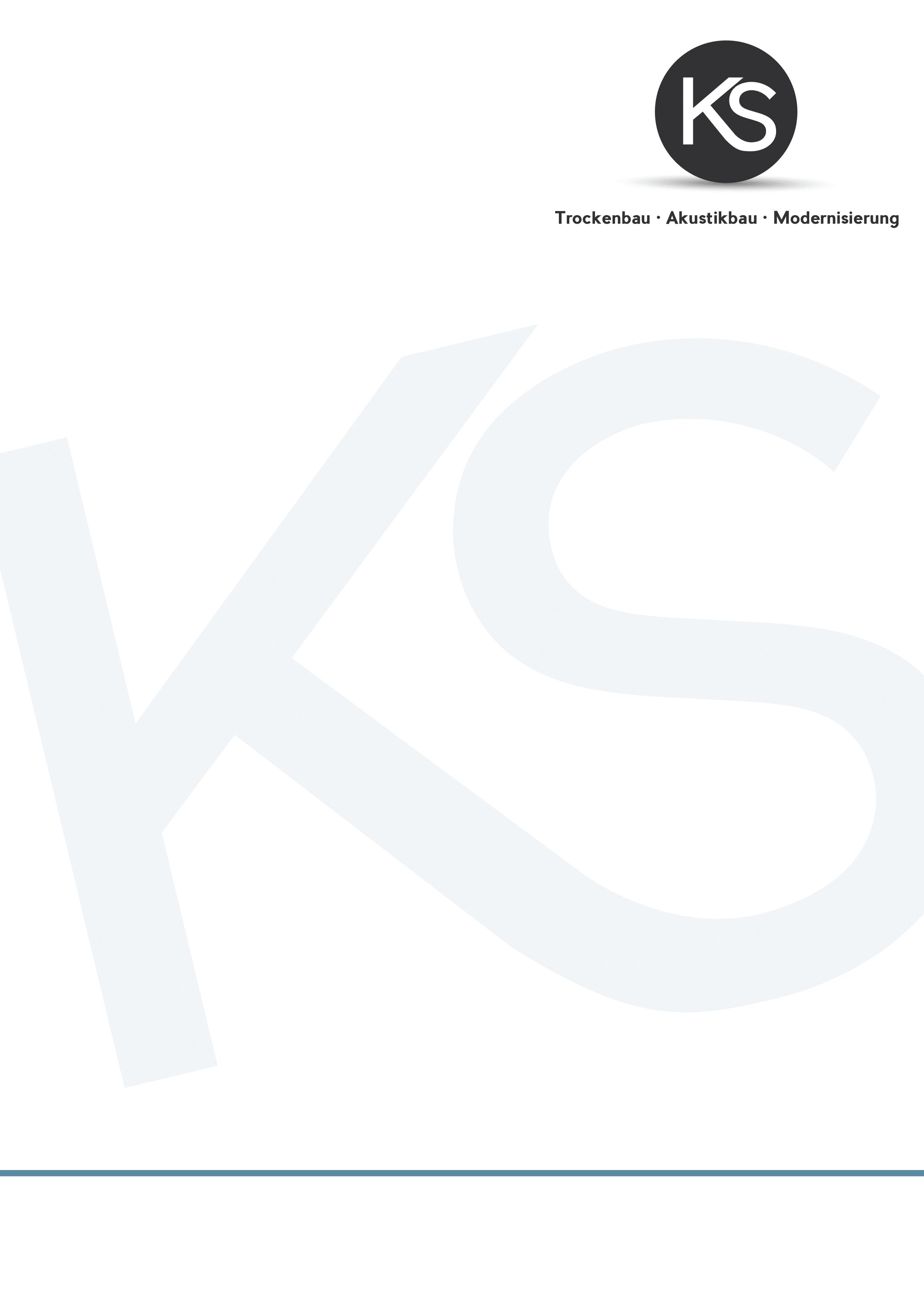 KS Baudesign Startseite Webseite Webdesign Webauftritt Website Corporate Design Logo Design Grafik Visitenkarte Geschäftsausstattung Briefbogen