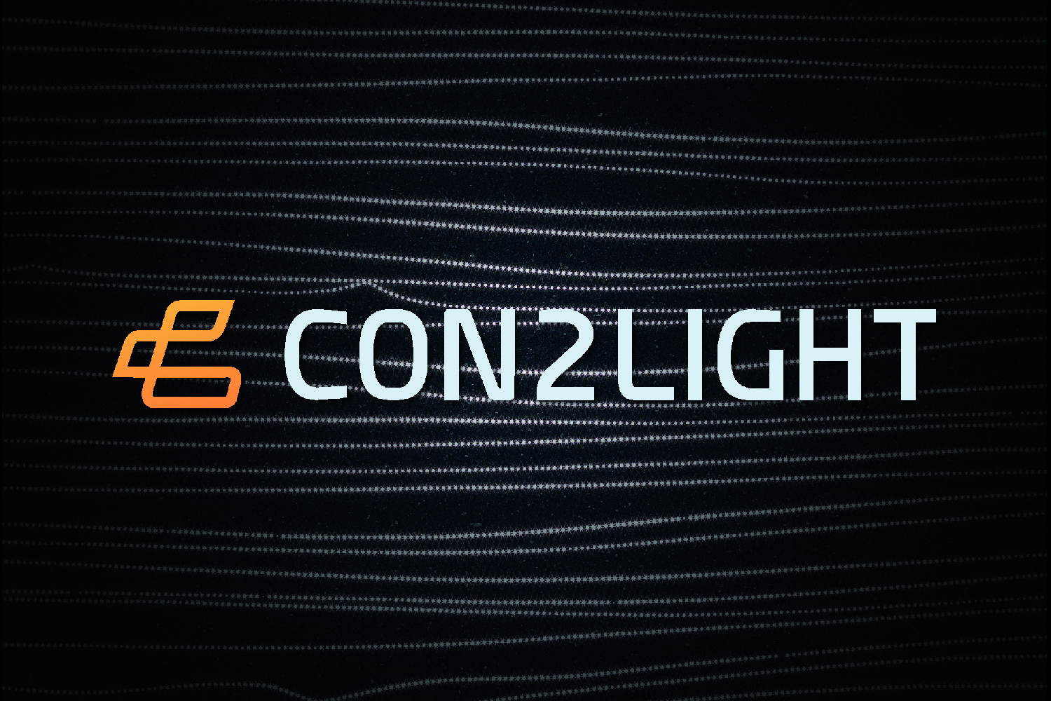 CON2LIGHT Corporate Design Logo Grafik Foto Messestand Webdesign Webseite