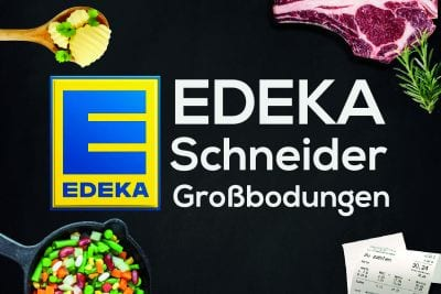 Titelbild Facebook Edeka Schneider Social Media Marketing SMM