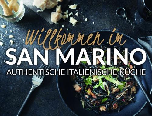 San Marino Online-Speisekarte