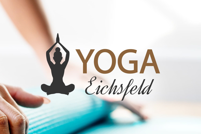 Yoga Eichsfeld Leinefelde Worbis Seite SEO Webseite Homepage Logo Corporate Design Selbständige Webdesign Agentur Marketing