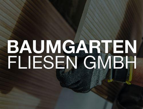 Webseite für Handwerker – Baumgarten Fliesen GmbH