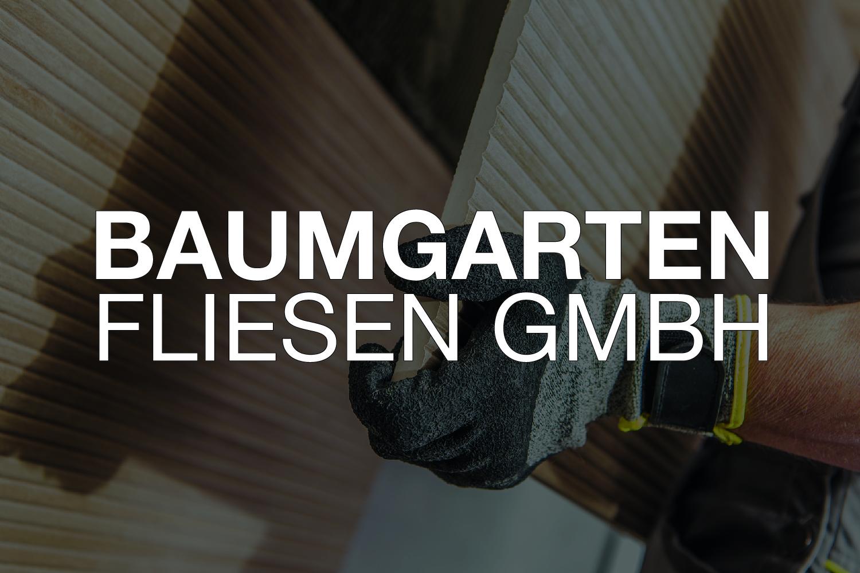 Webseite für Handwerker Fliesenleger Baumgarten
